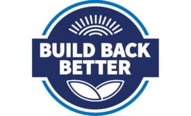 USDA Build Back Better