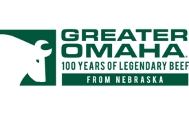 Greater Omaha Packing Co. logo