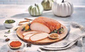 Honeybaked Ham pumpkin spice turkey