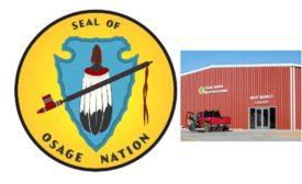 Osage Nation plant