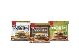 Quick N Easy frozen burgers