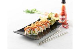 Buffalo Chicken Sushi