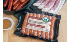 Niman ranch bacon breakfast sausage