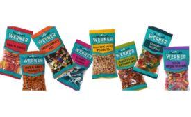 Werner Gourmet packaging