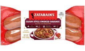 Zatarain's sausage in Walmart