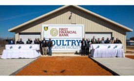 SAU poultry center