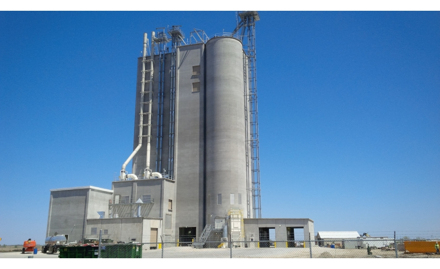 Cargill 29 Million Hedrick Iowa Pork Business Feed Mill