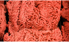 To enhance the traceability of raw ground beef products, FSIS will require establishments to keep grinding logs