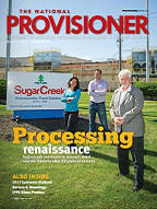 The National Provisioner December 2016 Cover