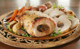 Pork loin roasts are a great value, easy to prepare, and flavorful