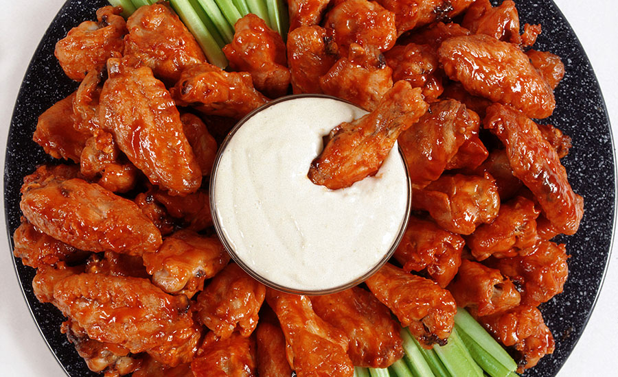 Chicken wings are both a leading and fastest-growing appetizer at Top 500 Limited Service Restaurants (LSRs)