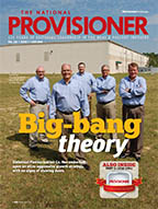 The National Provisioner July 2016 Cover