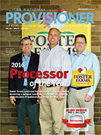 The National Provisioner June 2016 Cover