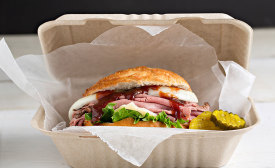 Sandwiches remain the most popular lunch menu item