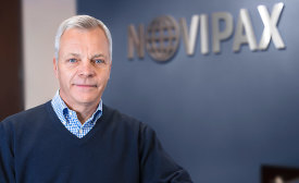 Bob Larson is CEO of Novipax