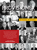 The National Provisioner October 2016 Cover