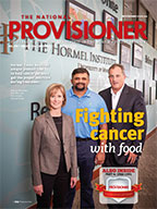 The National Provisioner September 2016 Cover
