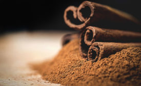 Cinnamon, a plant source of natural antimicrobials