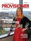 The National Provisioner April 2017 Cover