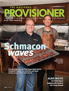 The National Provisioner August 2017 Cover