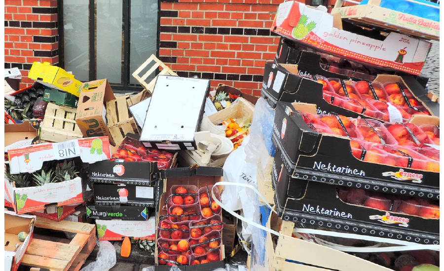 Discarded Food Waste