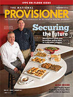 The National Provisioner January 2017 Cover