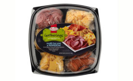 Hormel Gatherings ready-to-serve party tray