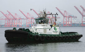 Port of Long Beach looks for new environmental technologies, including investing in hybrid tugboat development