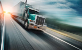 The trucking and transportation industry is facing a shortage of incoming talent