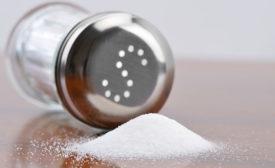 Salt and Salt-Shaker