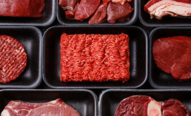 Variety of Meat Products