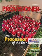 The National Provisioner June 2017 Cover