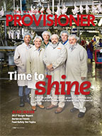 The National Provisioner March 2017 Cover