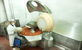 Automated mixer