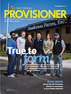 The National Provisioner May 2017 Cover