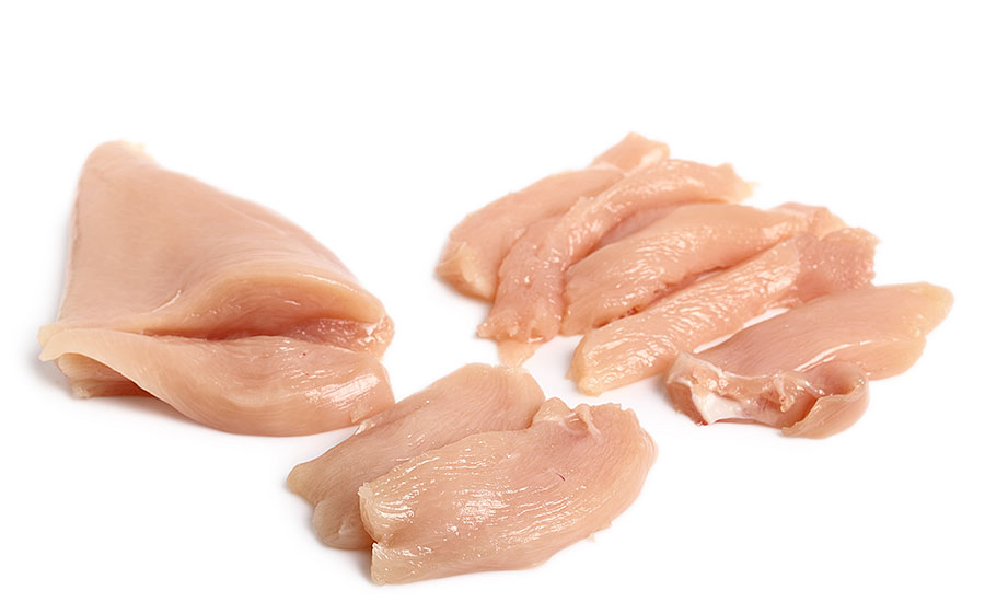 Cut and Deboned Poultry Meat