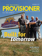 The National Provisioner September 2017 Cover
