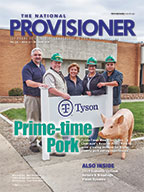 The National Provisioner December 2018 Cover