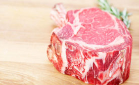 Bone-in Beef Cut