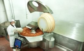 Meat Mixing Equipment