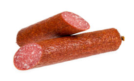 Two Beef Sausages