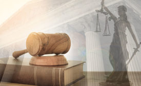 Collage of Law Images