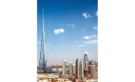 Dubai World Trade Center in Dubai, United Arab Emirates