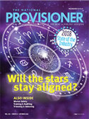 The National Provisioner October 2018 Cover