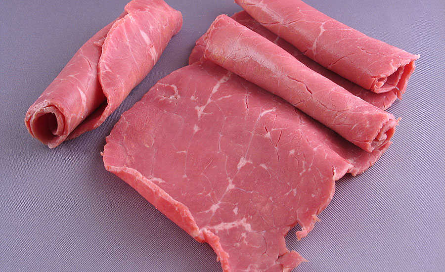 Thin Slices of Meat