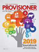 The National Provisioner April 2019 Cover