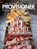 The National Provisioner August 2019 Cover
