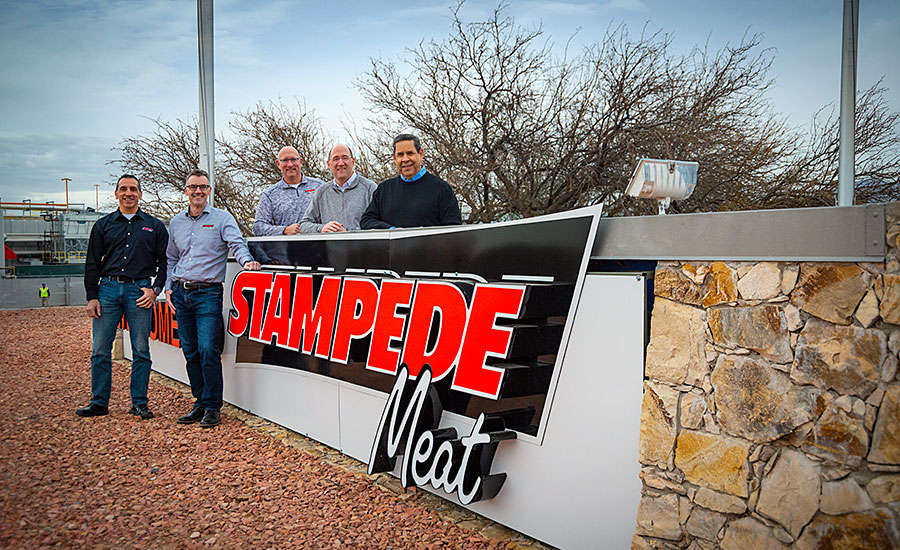Stampede Meat Executives