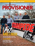 The National Provisioner January 2019 Cover