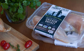 Chicken brand flies high after vacuum packaging change